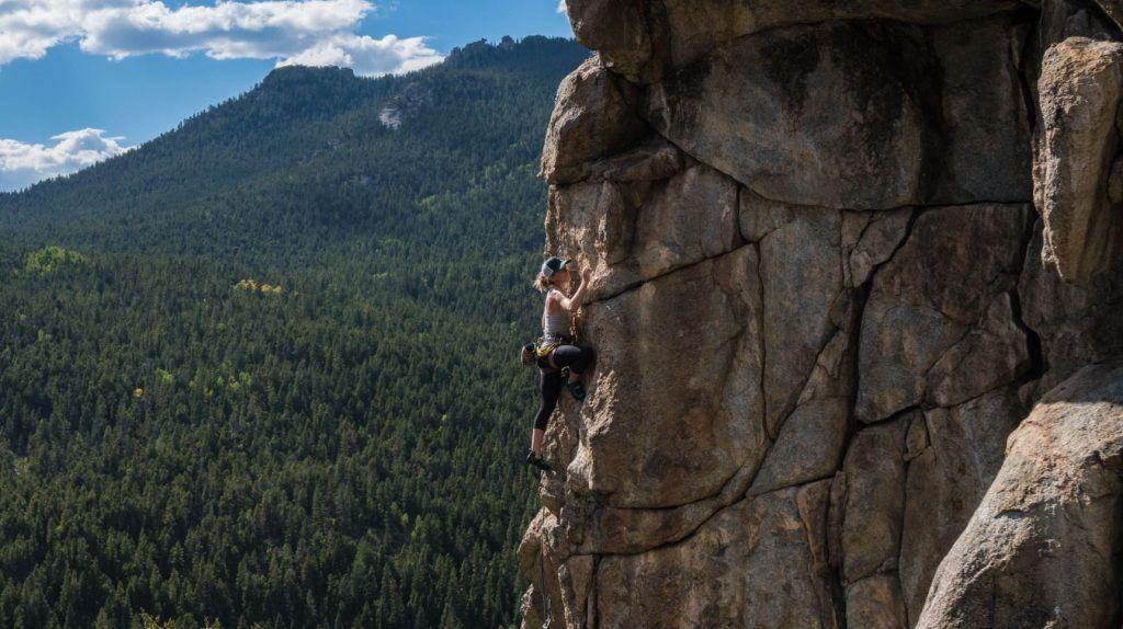 Resilienz: Bergsteiger