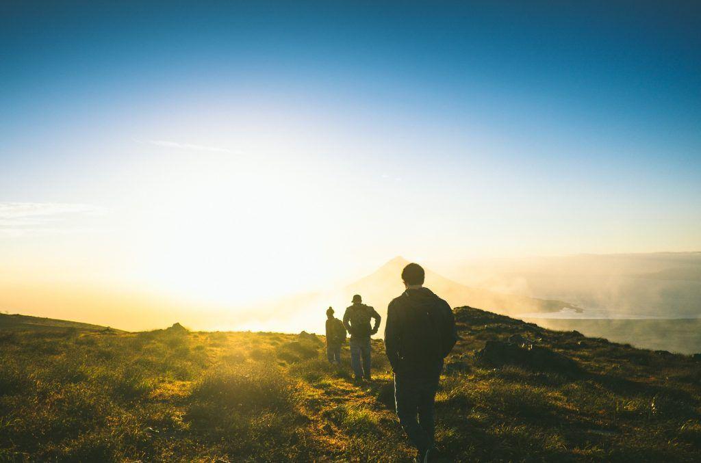 Gipfelstürmer, Resilienz