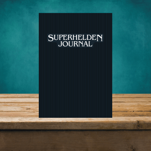 Superheldenjournal Cover