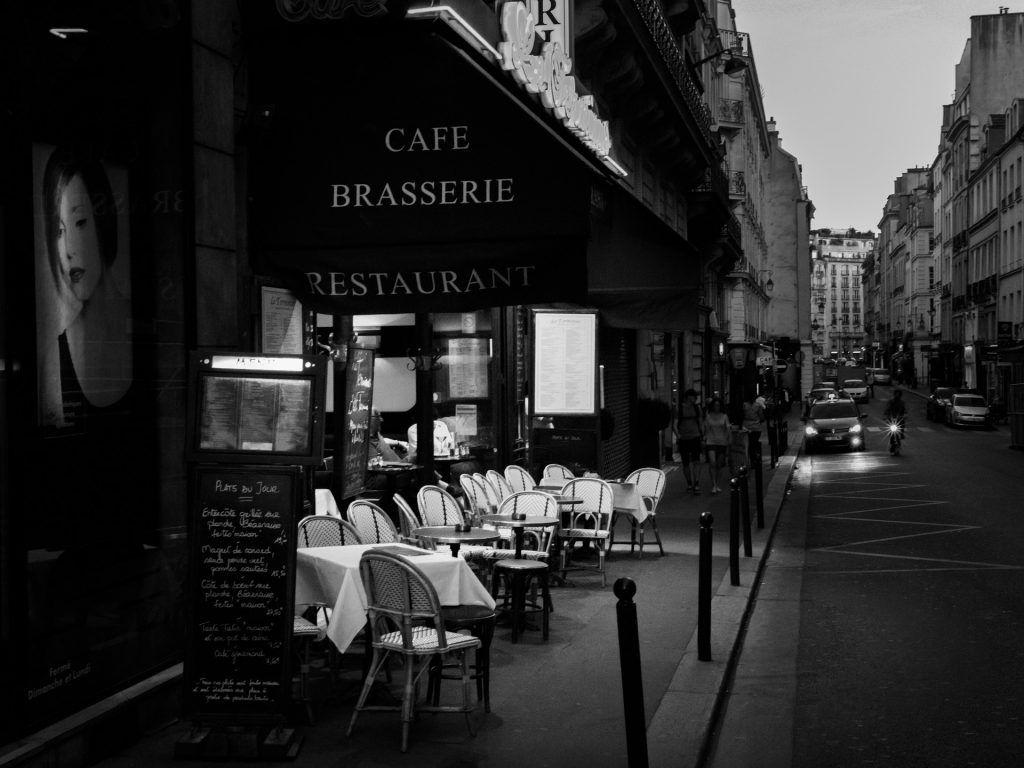 Existenzialismus, Sinn des Lebens, Paris