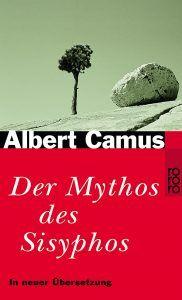 Buch cover Albert Camus: Der Mythos des Sisyphos