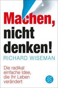 """Wiseman: """"Machen, nicht denken!"""""""