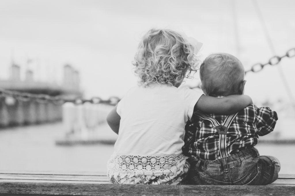 Sprüche und Weisheiten, das Glück mit anderen teilen