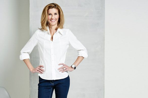 """Interview mit Monika Matschnig: """"Körpersprache: Sicher auftreten und Menschen gewinnen"""""""
