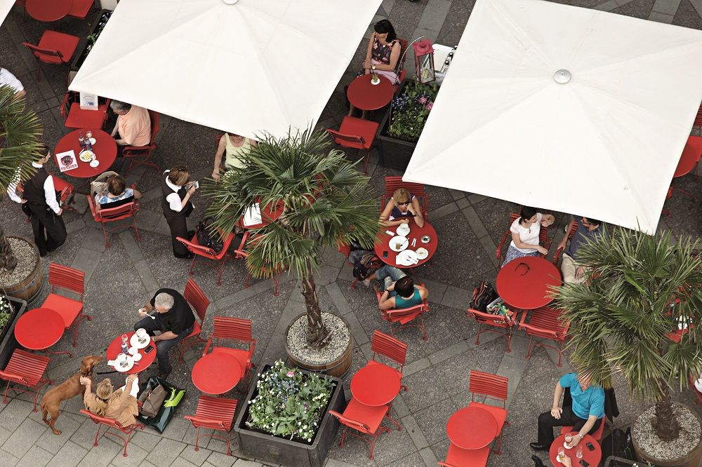 Cafe Luitpold in der Brienner Straße in München