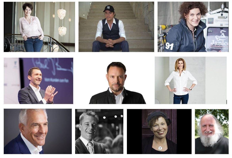 Der ganz persönliche Sinn des Lebens: 10 Menschen, 10 Antworten