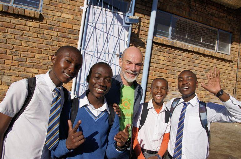 Aid2People Projekt Afrika