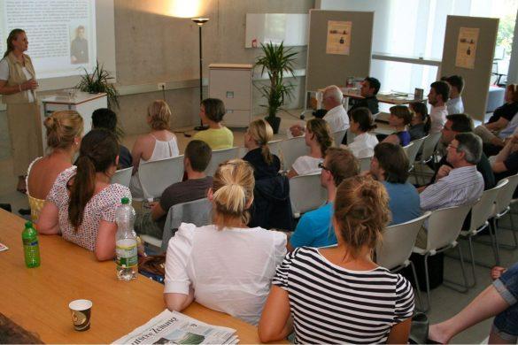 """Interview mit Prof. Angela Poech, Ethica Rationalis: """"Praktische Ethik für den Alltag"""""""