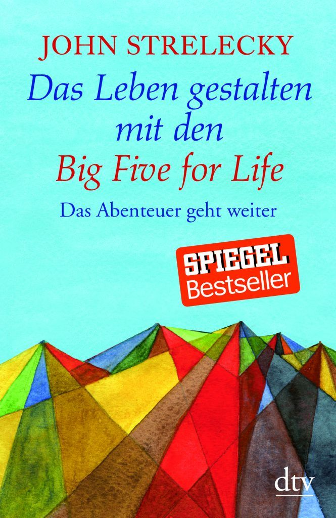 "Buchcover, John Strelecky: ""Big Five for Life"""