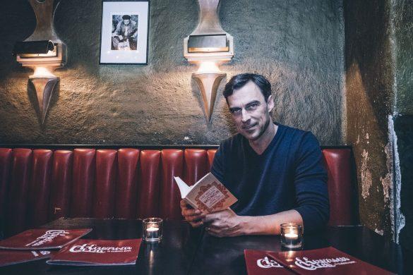 """Interview mit Stefan Weiss: """"Der Mai Tai trinkende Mönch und die Lehre der Authentizität"""""""