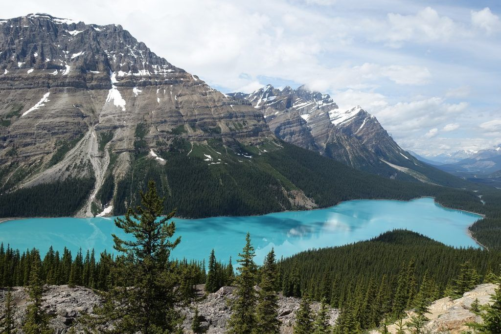 Kanada, See, Natur