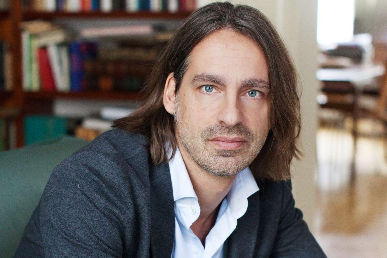 Porträtbild Richard David Precht: