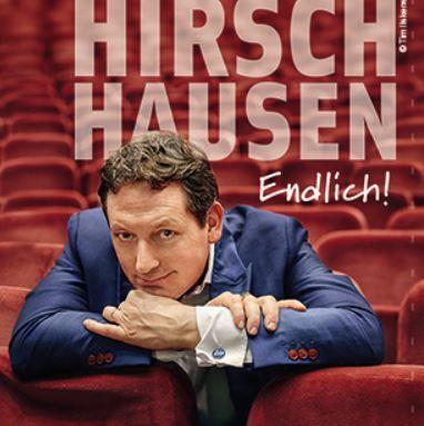 Hirschhausen Endlich Frankfurt