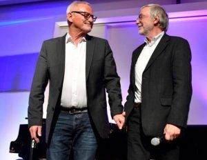Ein Abend mit Gerald Hüther und Konstantin Wecker in Göttingen @ Aula der Universität Göttingen | Göttingen | Niedersachsen | Deutschland