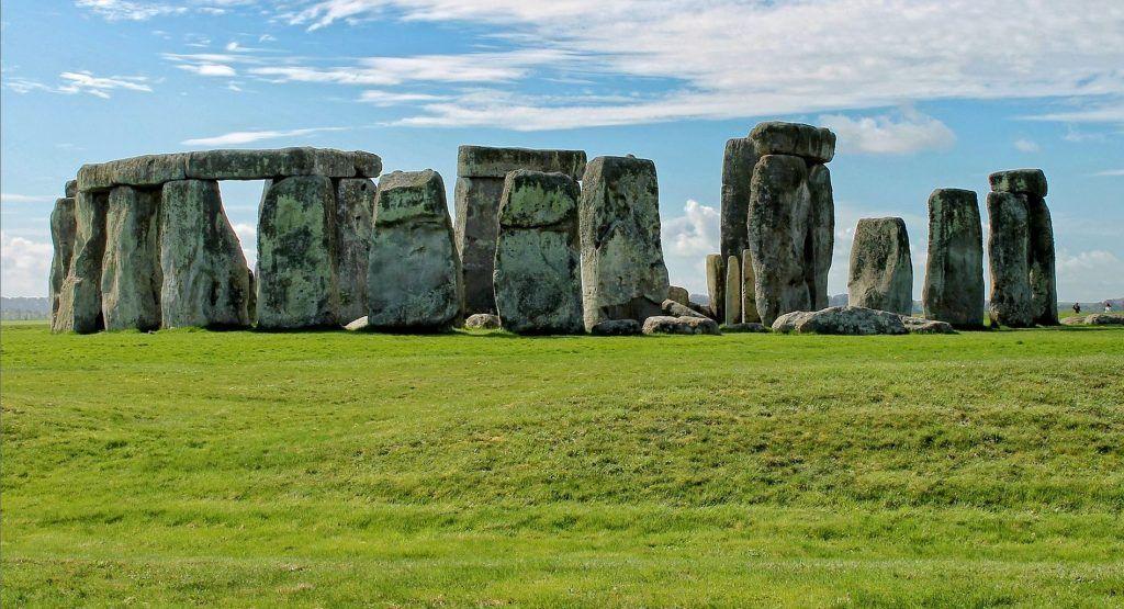 Stonehenge, religiöses Monument der Druiden