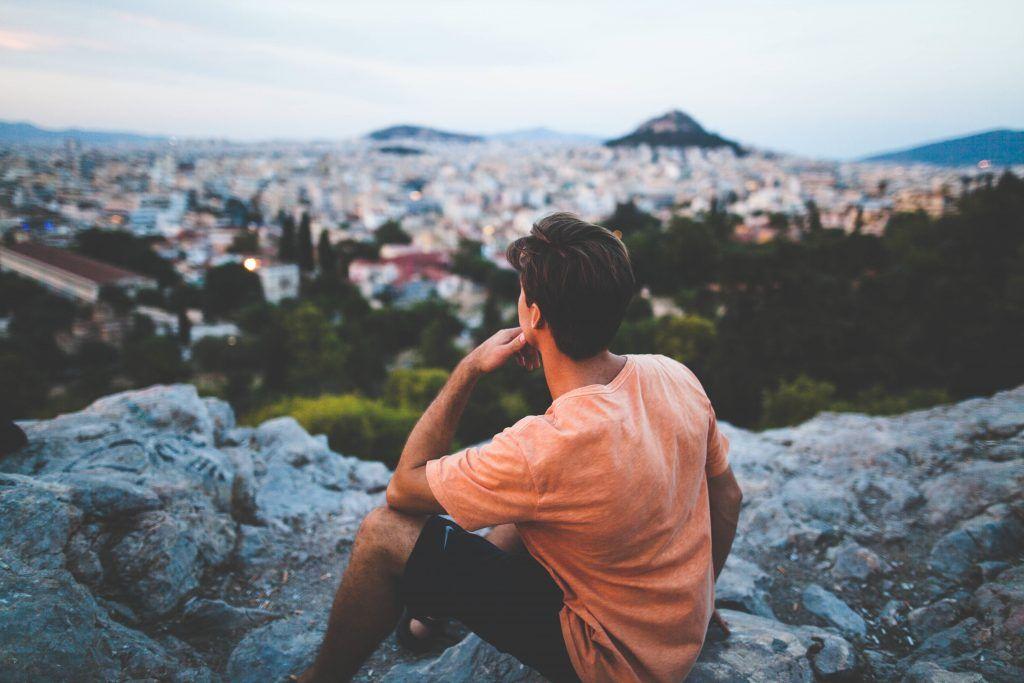 Über Probleme nachdenken, Aufgeben ist keine Lösung