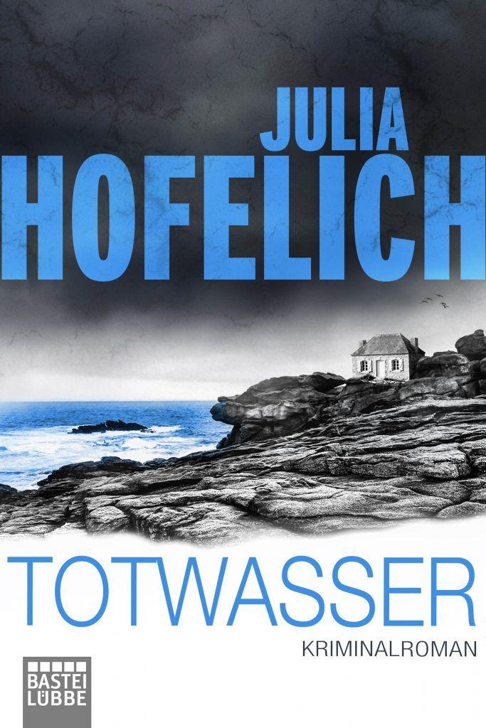 Buchcover Julia Hofelich, Totwasser
