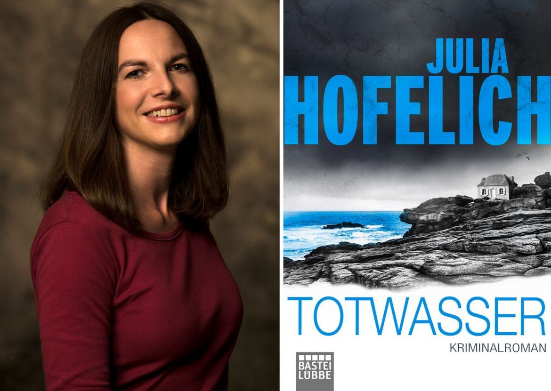 Interview mit Julia Hofelich: Von der Rechtsanwältin zur Krimi-Autorin