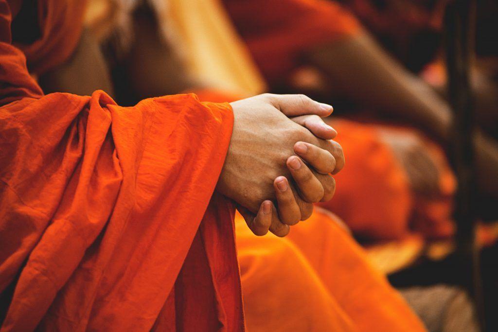 Yoga und Meditation gehen auf jahrtausendealte Lehren des Hinduismus und des Buddhismus zurück