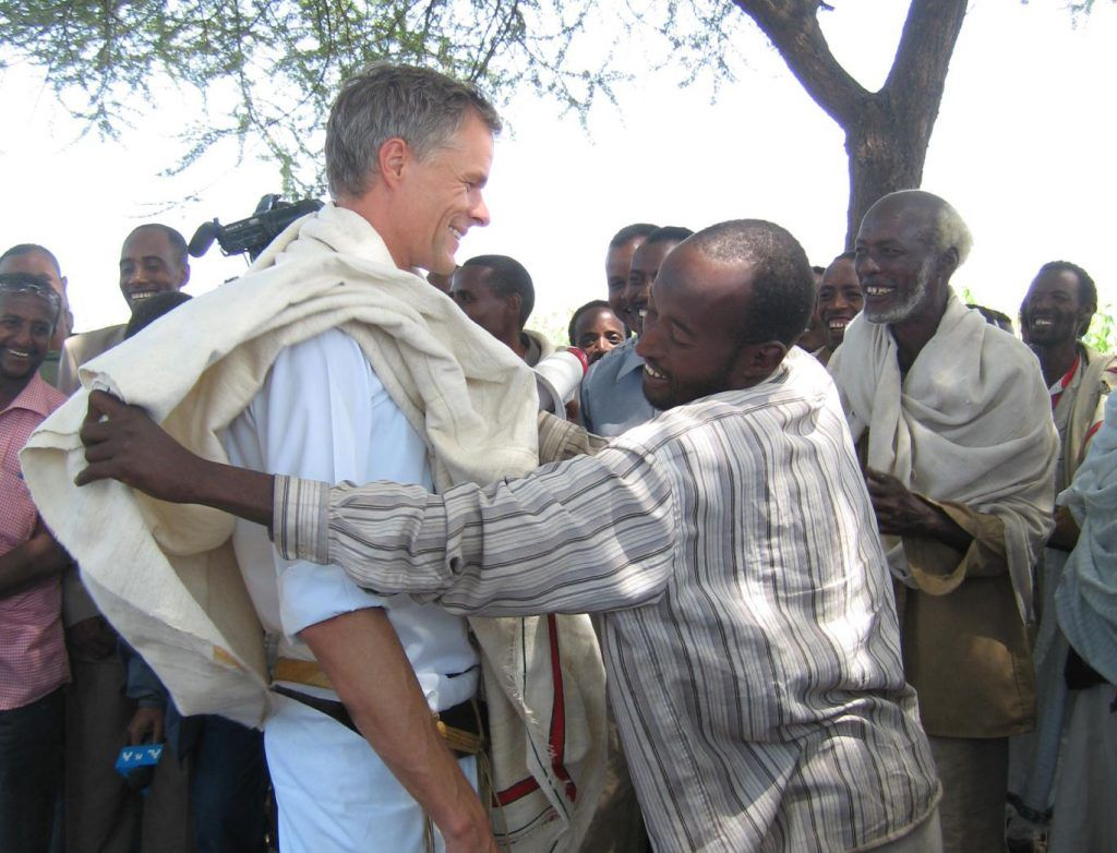 Jens Riese, McKinsey in Afrika