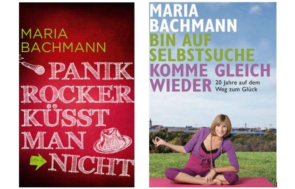 Buchcover Maria Bachmann