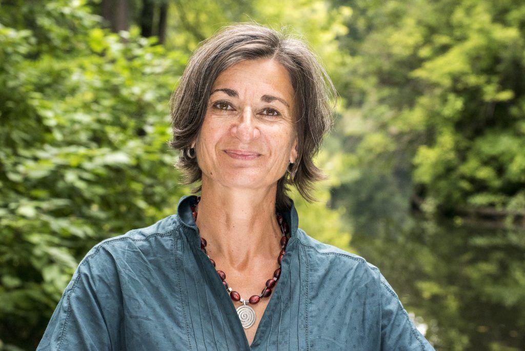 Autorin Christa Spannbauer