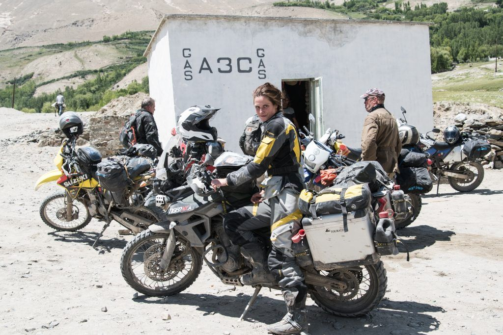 Lea Rieck Pamir Highway, Tajikistan