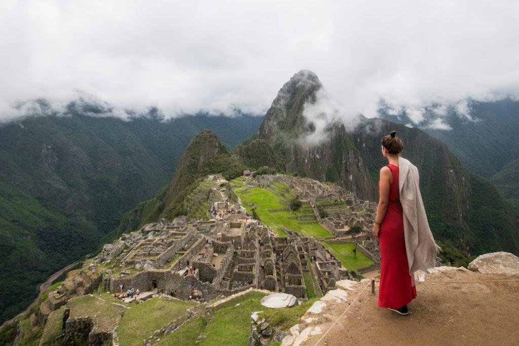 Lea Rieck in Peru