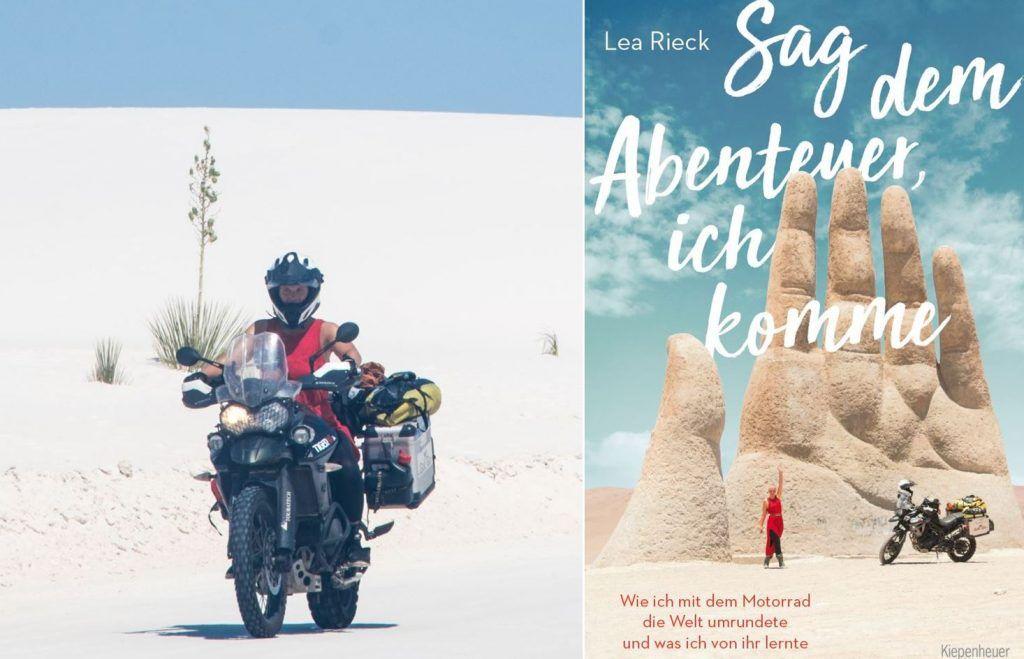 Lea Rieck, Rückblick Interview