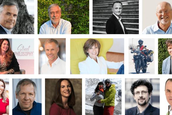 Alle Interviews auf SinndesLebens24 im Jahr 2019 im Überblick