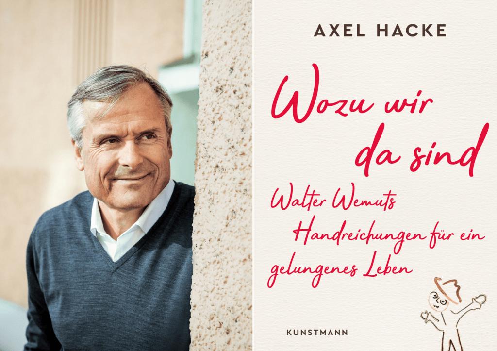 Axel Hacke, Rückblick Interview