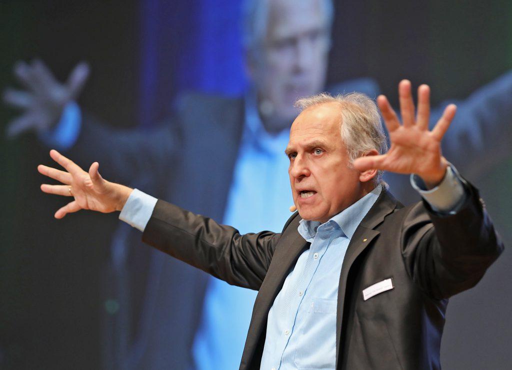 Speaker Werner Tiki Küstenmacher