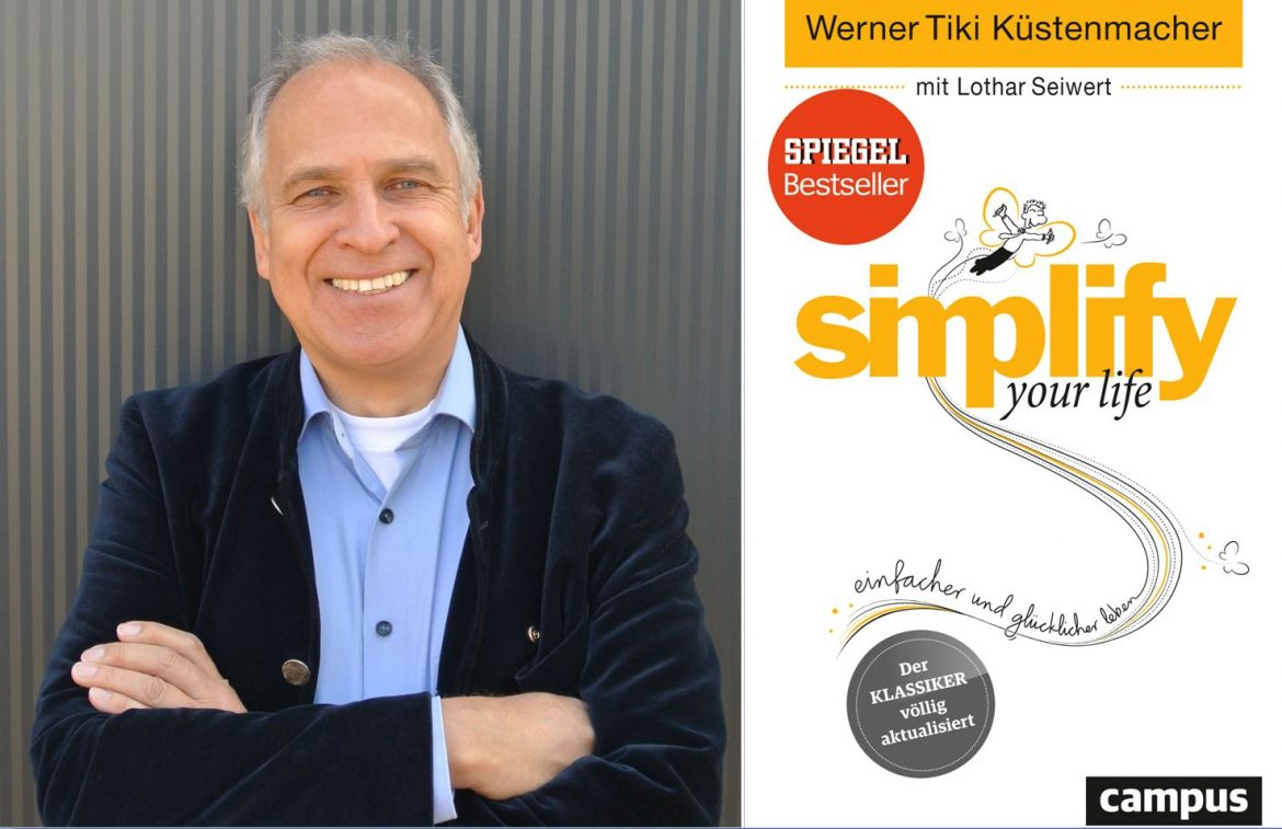 "Interview mit Werner Tiki Küstenmacher: ""simplify your life"""