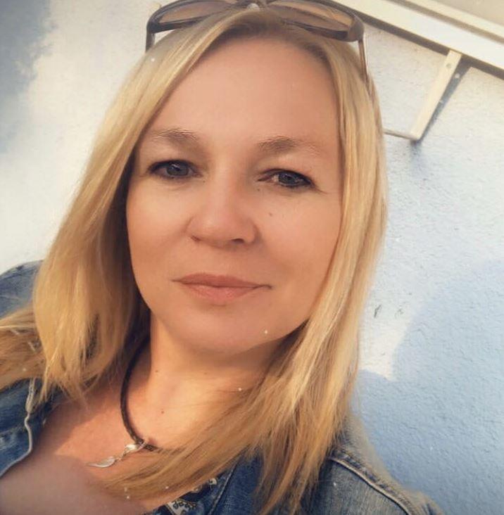 Porträit Inge Schulz, Parkinson