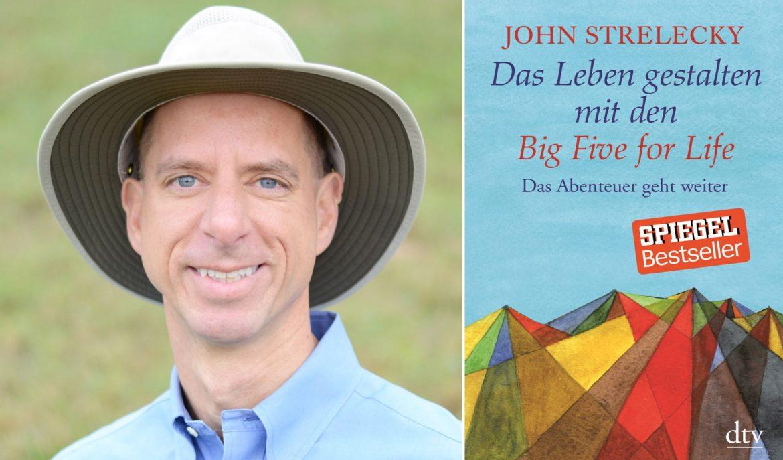 John Strelecky im Interview mit Markus Hofelich, SinndesLebens24, Sinn finden mit den Big Five for Life