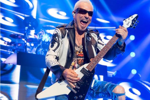 """Interview mit Rudolf Schenker, Scorpions: """"Rock your Life: Mit Spaß zu Glück und Erfolg"""""""