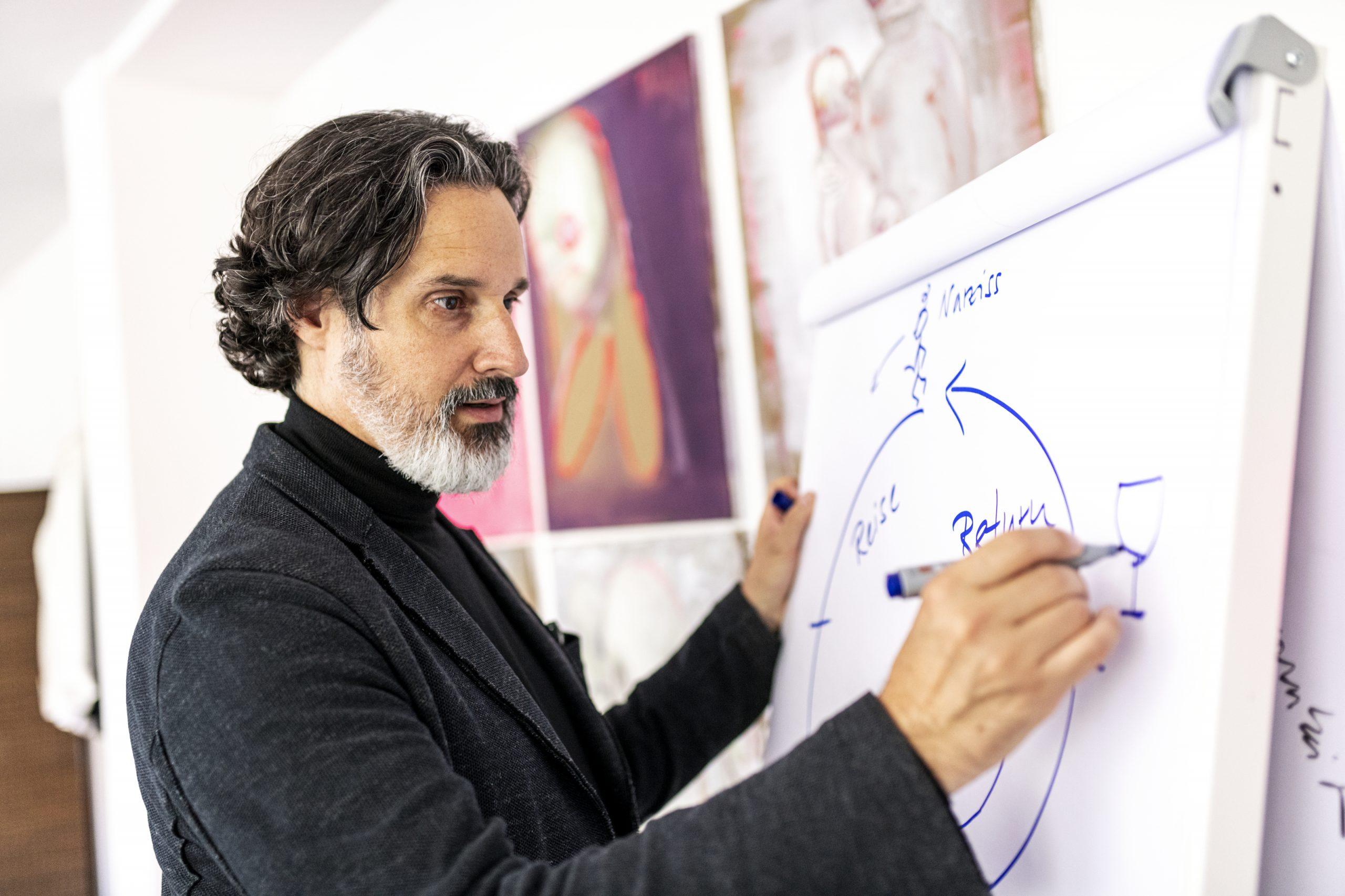 """Interview mit Dr. Pablo Hagemeyer: """"Gestatten, ich bin ein"""