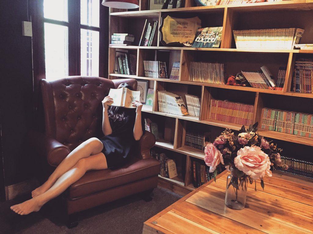 Lesen Sie Bücher, die Sie positiv beeinflussen