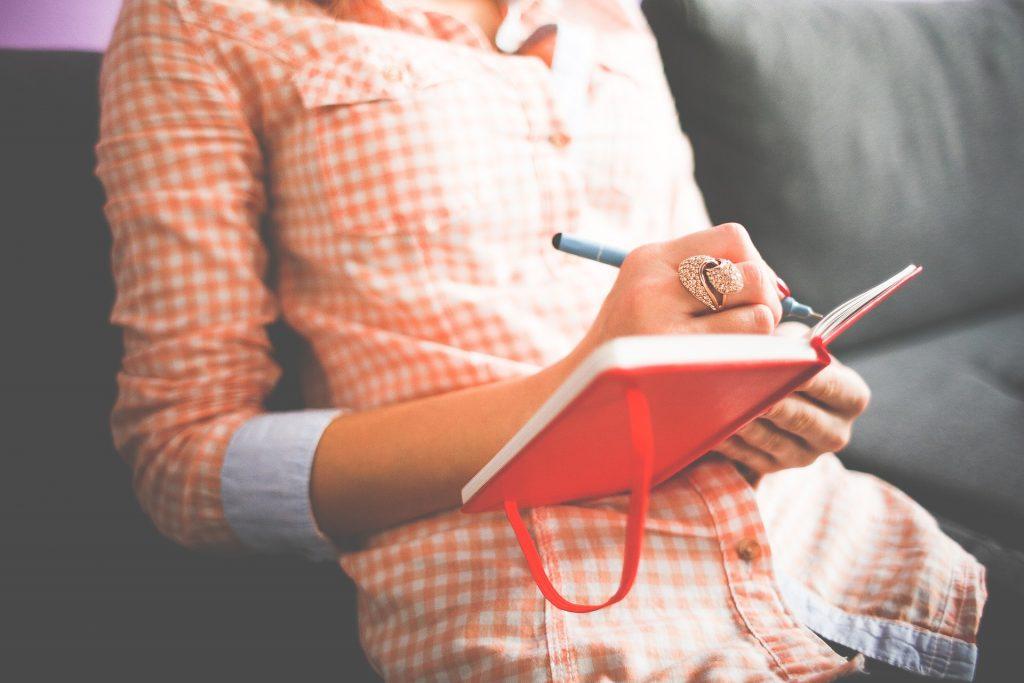 Schreiben Sie Ihre bisher größten Erfolge im Leben auf