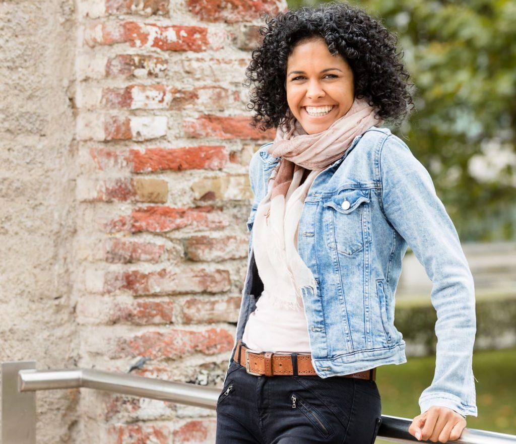 """Podcast-Interview mit Karima Stockmann: """"Wie wir wahre Lebensfreude finden"""""""