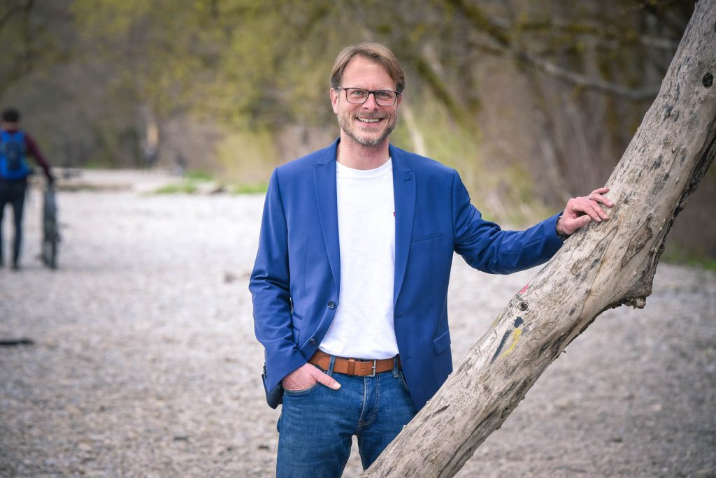 Markus Hofelich, SinndesLebens24,Foto für Süddeutsche Zeitung